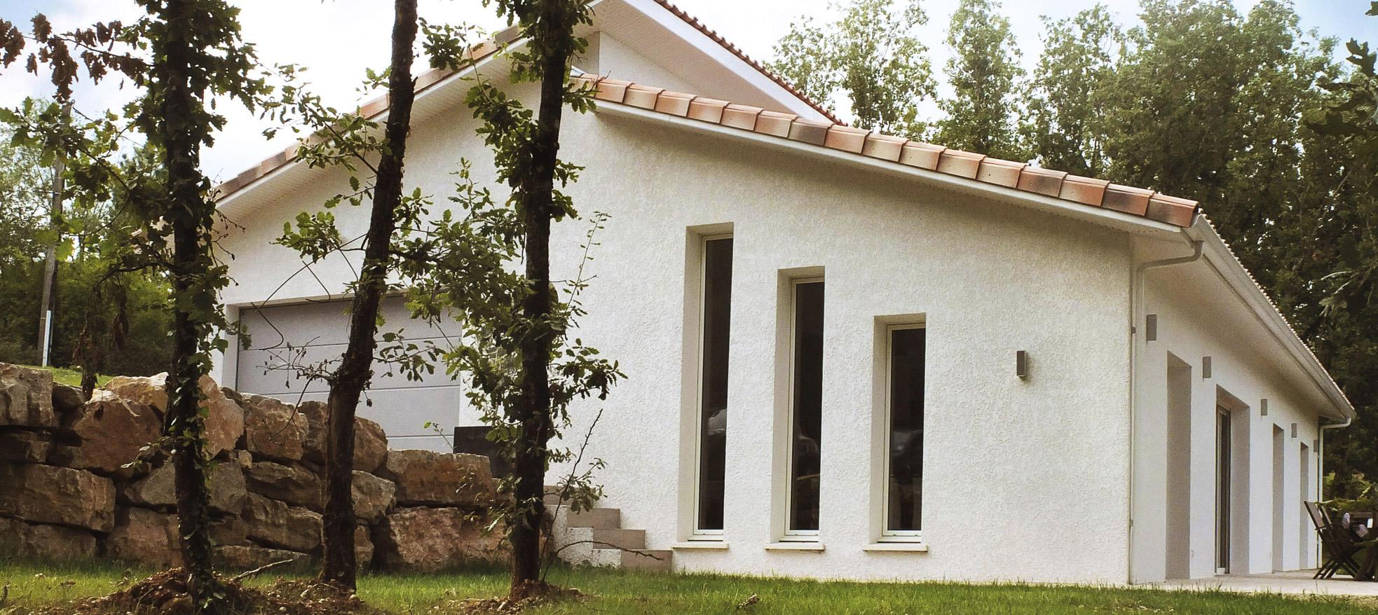 Cout construction maison maitre d oeuvre for Cout de construction maison individuelle